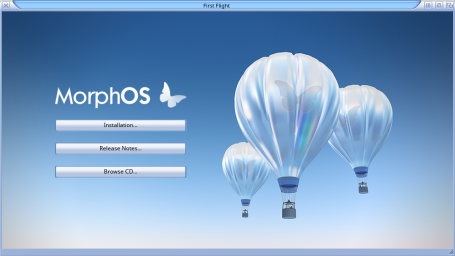 MorphOS 3.10 First Flight.png