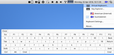 MorphOS 3.10 Screenbar Keyinput.png